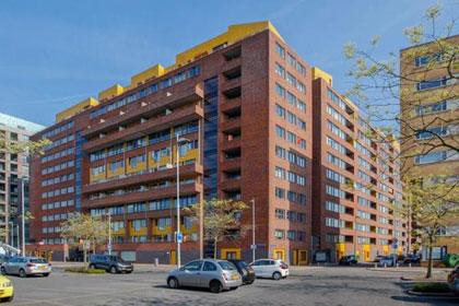 Nieuwe appartementen in Rotterdam Centrum